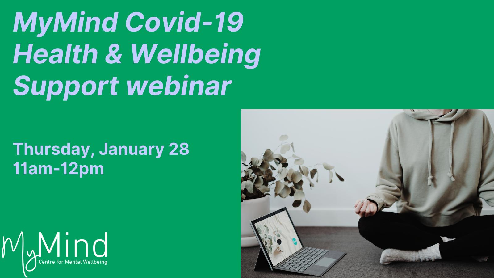 2021 Webinar Series: Meditation and Mindfulness