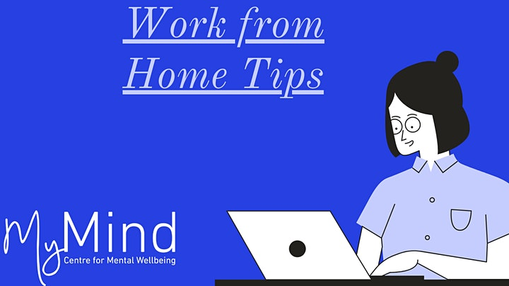 MyMind Webinar Series: Work from home tips