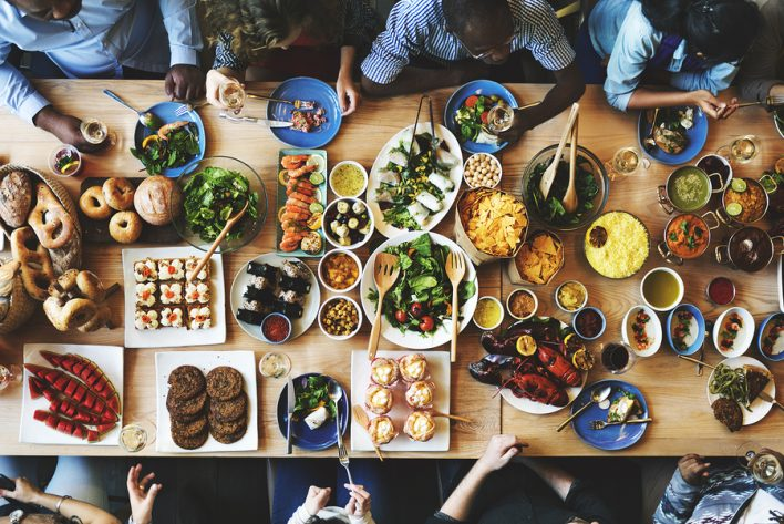 Healing a toxic relationship with food