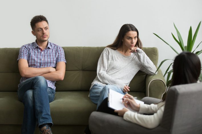Major Life Stressors in the Marriage