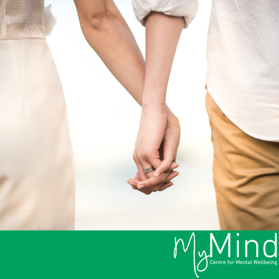 Couples counselling facilitates a safe space for mutual support and dealing with challenges