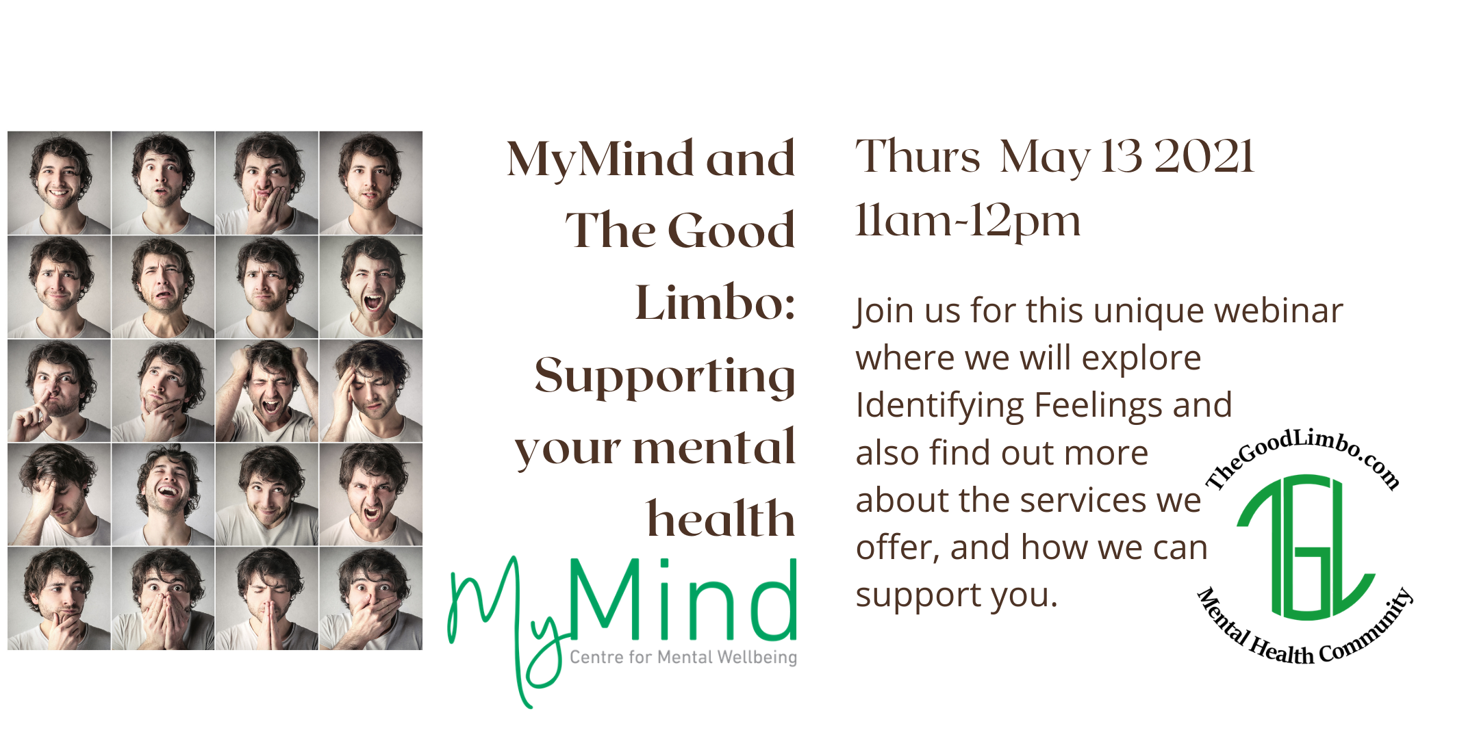 MyMind and The Good Limbo: Supporting your mental health webinar