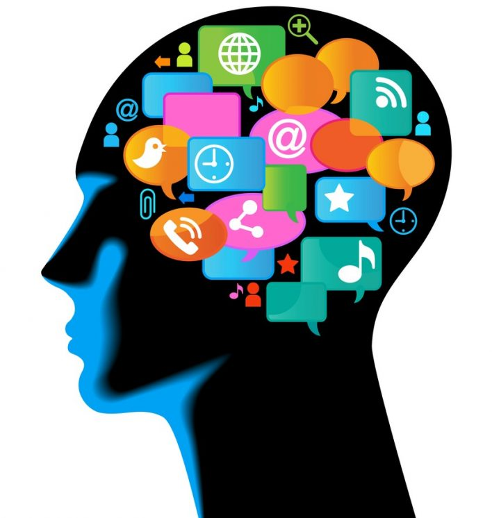 Social media and mental wellbeing: Follow, Like and Share